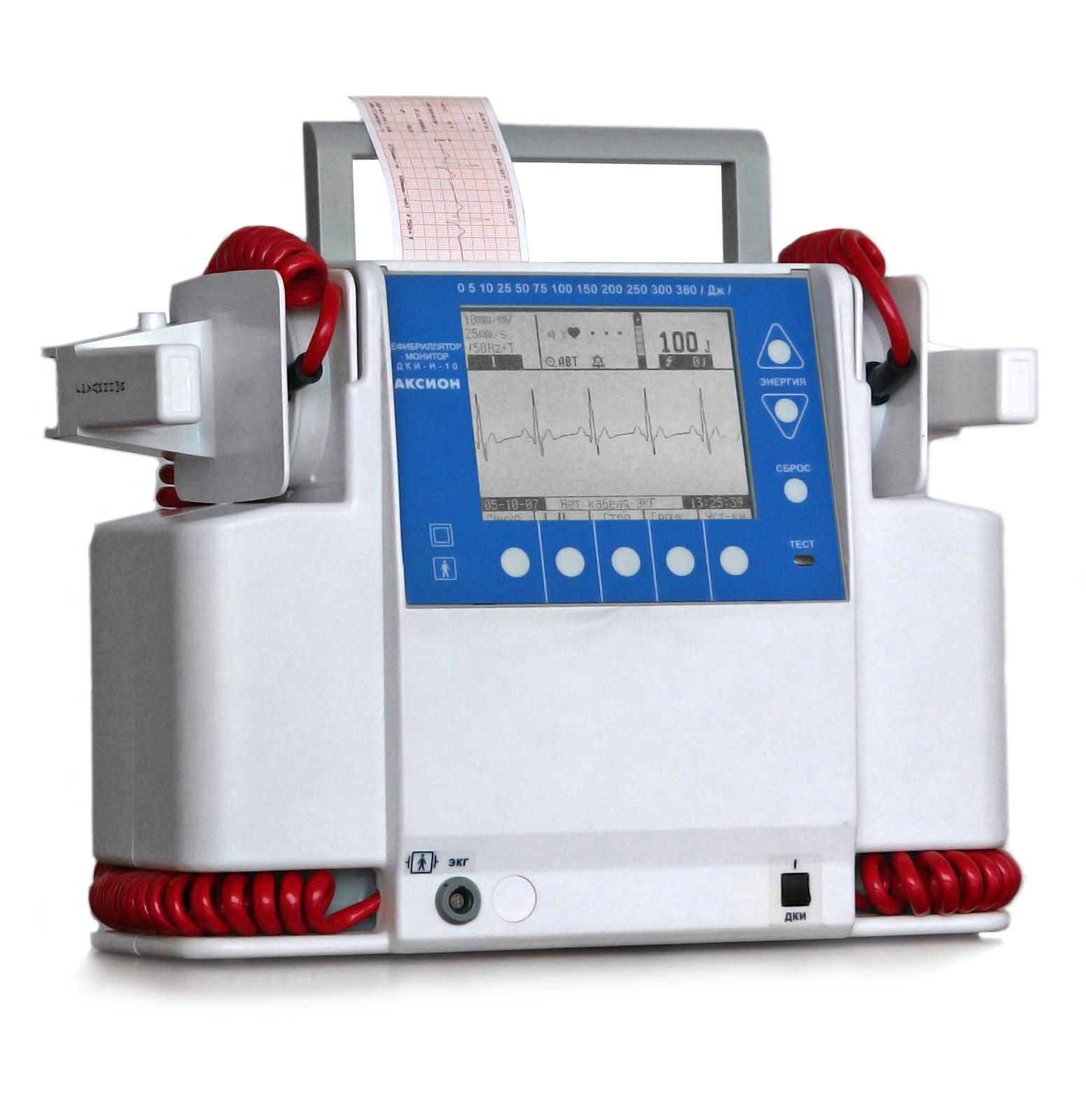 дефибриллятор-монитор