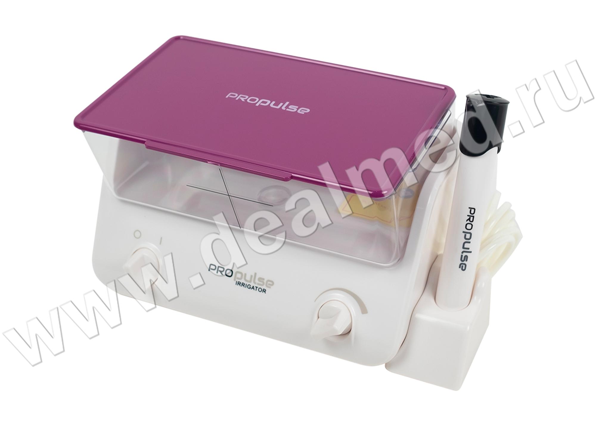 Ирригатор ProPulse для промывания уха