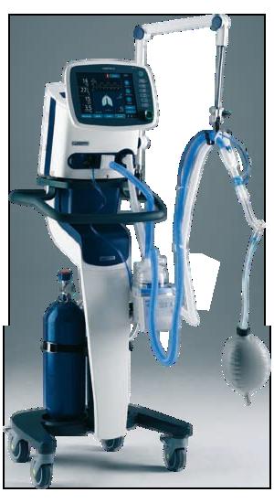 Компактный аппарат ИВЛ Hamilton C2 Hamilton Medical AG, Швейцария