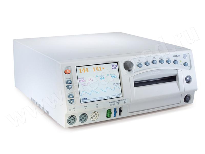 GE Corometrics 250CX Серия фетальных мониторов, США