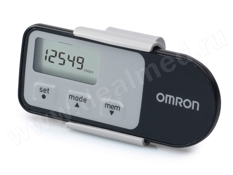 Omron HJ-321-E Walking style One 2.1 Шагомер, Япония
