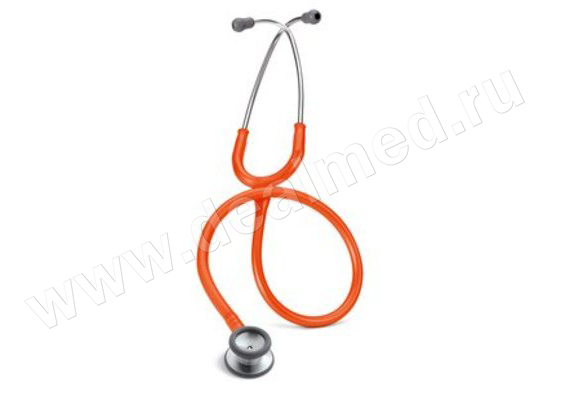 2155 Стетоскоп Littmann Classic II Pediatric оранжевый, США