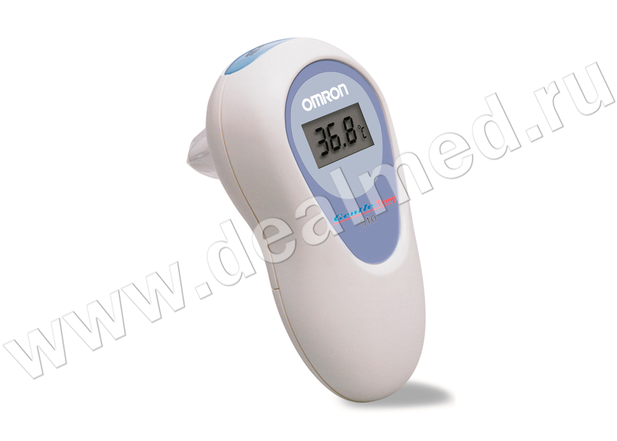 Термометр инфракрасный Gentle Temp 510 (MC-510-E2) Omron, Япония